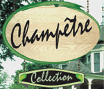 Collection champ�tre